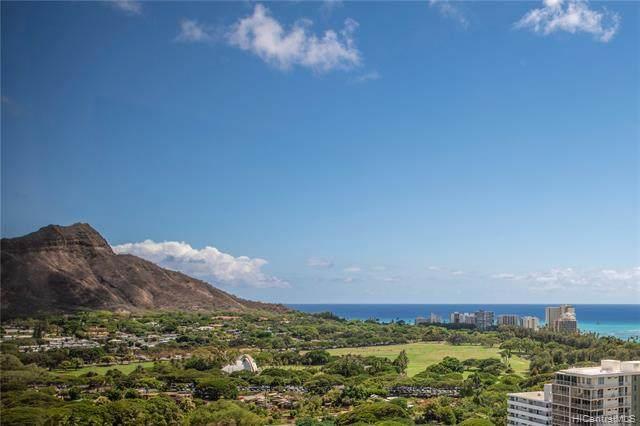 229 Paoakalani Avenue #2708, Honolulu, HI 96815 (MLS #202120192) :: Keller Williams Honolulu