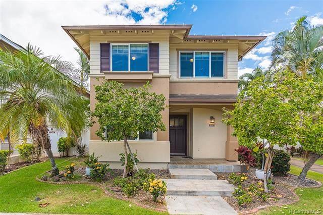 91-1073 Kaihi Street, Ewa Beach, HI 96706 (MLS #202120212) :: Corcoran Pacific Properties