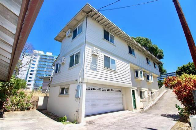 739 Kinalau Place, Honolulu, HI 96813 (MLS #202120223) :: LUVA Real Estate