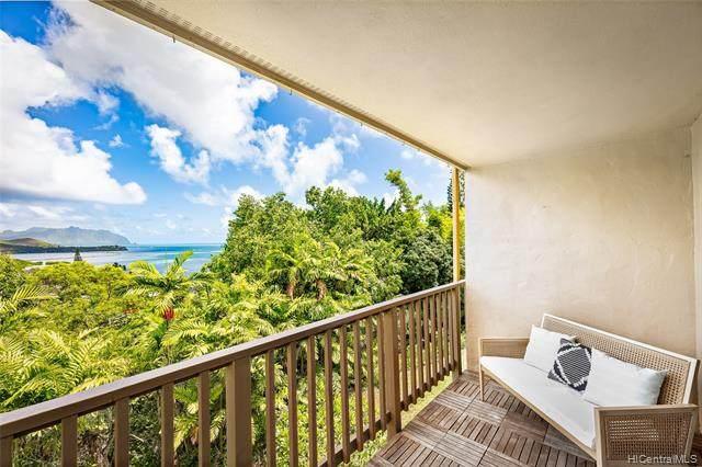46-064 Puulena Street #1012, Kaneohe, HI 96744 (MLS #202120280) :: LUVA Real Estate
