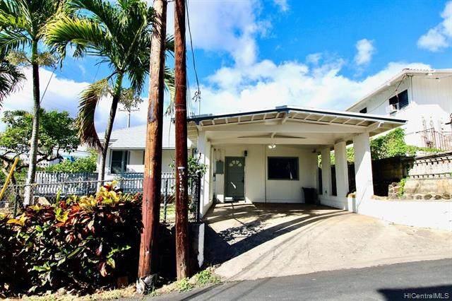 99-304 Eke Place, Aiea, HI 96701 (MLS #202120322) :: Weaver Hawaii | Keller Williams Honolulu