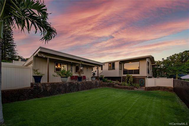 92-845 Wainohia Street, Kapolei, HI 96707 (MLS #202120349) :: Weaver Hawaii | Keller Williams Honolulu
