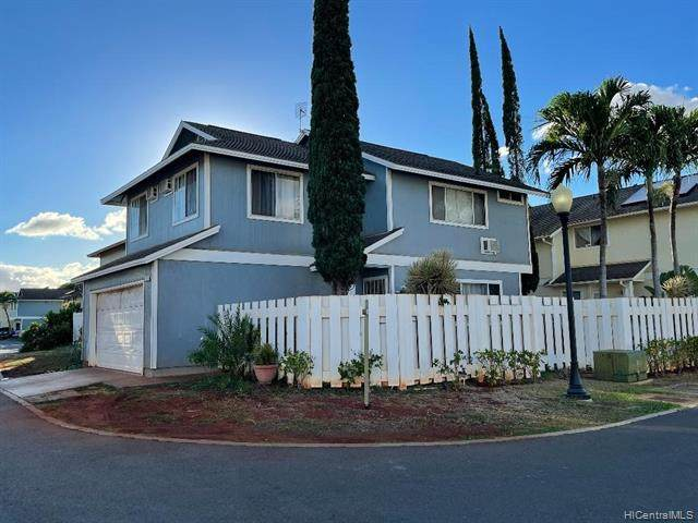 91-1050 Mikiala Street #29, Ewa Beach, HI 96706 (MLS #202120369) :: LUVA Real Estate