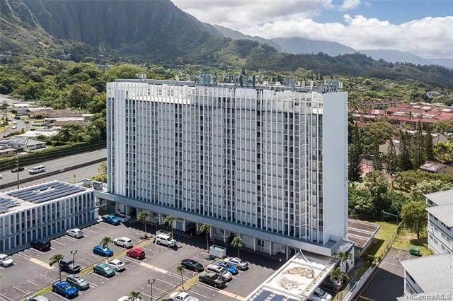 46-283 Kahuhipa Street C608, Kaneohe, HI 96744 (MLS #202120372) :: Weaver Hawaii | Keller Williams Honolulu