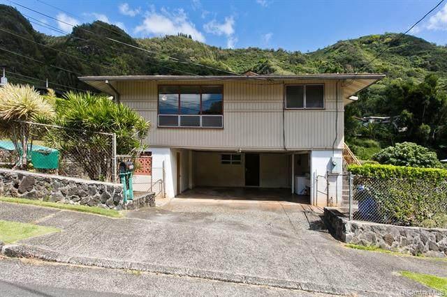 3028 Holua Way, Honolulu, HI 96819 (MLS #202120387) :: Corcoran Pacific Properties