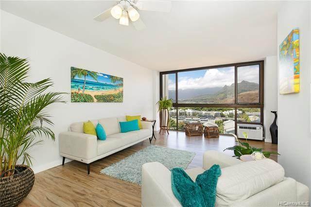 322 Aoloa Street #1004, Kailua, HI 96734 (MLS #202120406) :: Weaver Hawaii   Keller Williams Honolulu