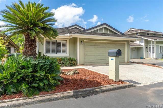 98-111 Lania Way #71, Aiea, HI 96701 (MLS #202120411) :: LUVA Real Estate