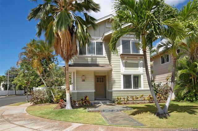 91-1123 Kaileonui Street, Ewa Beach, HI 96706 (MLS #202120422) :: Corcoran Pacific Properties