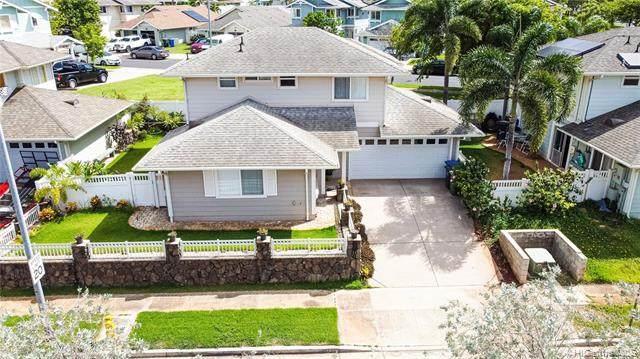 87-1013 Kaiamekala Street, Waianae, HI 96792 (MLS #202120432) :: Keller Williams Honolulu