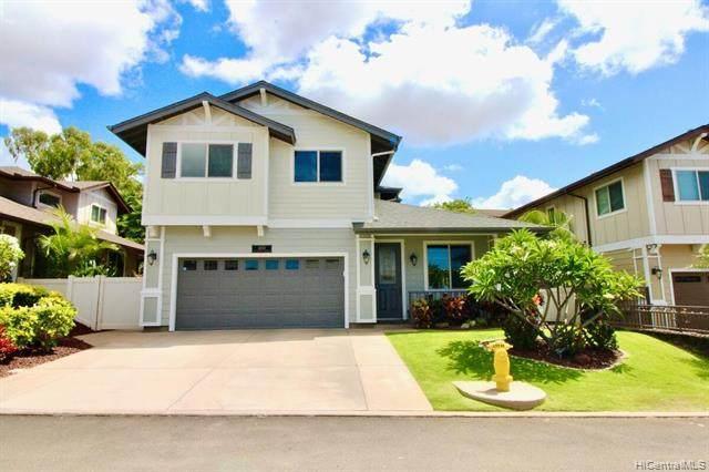 92-862 Welo Street #460, Kapolei, HI 96707 (MLS #202120446) :: Island Life Homes