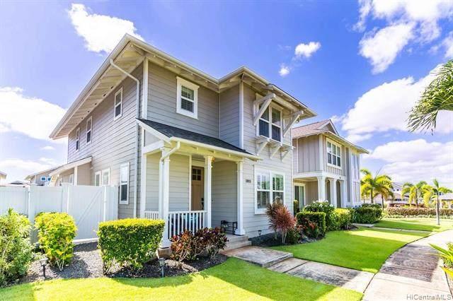 91-1335 Kaikohola Street D106, Ewa Beach, HI 96706 (MLS #202120453) :: LUVA Real Estate