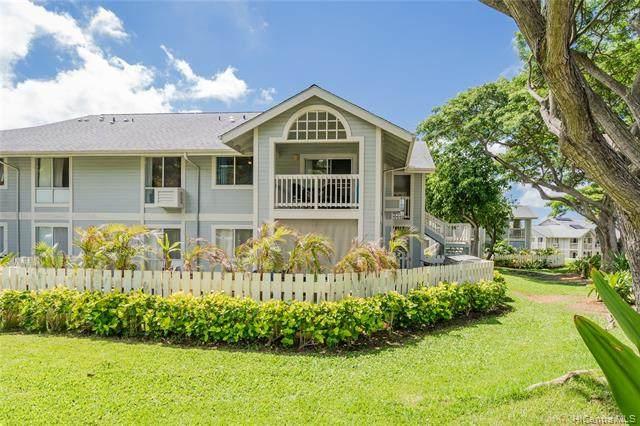 94-225 Paioa Place C201, Waipahu, HI 96797 (MLS #202120540) :: LUVA Real Estate
