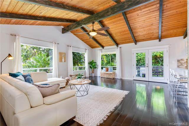 46-354 Nahewai Street, Kaneohe, HI 96744 (MLS #202120546) :: LUVA Real Estate