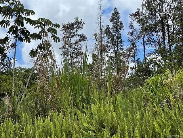Lot 85 Sandalwood Drive, Pahoa, HI 96778 (MLS #202120547) :: Island Life Homes