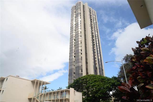 930 Kaheka Street #904, Honolulu, HI 96814 (MLS #202120580) :: Island Life Homes