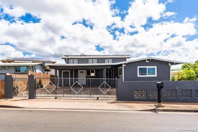 94-409 Hene Street, Waipahu, HI 96797 (MLS #202120605) :: LUVA Real Estate