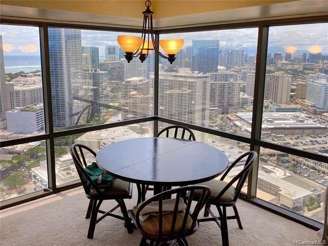 1750 Kalakaua Avenue #3501, Honolulu, HI 96826 (MLS #202120610) :: LUVA Real Estate