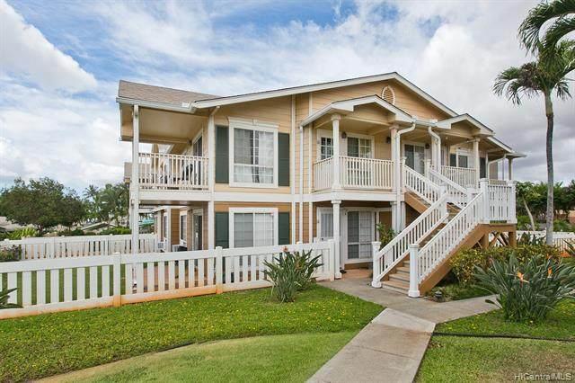 94-532 Lumiauau Street E203, Waipahu, HI 96797 (MLS #202120613) :: LUVA Real Estate
