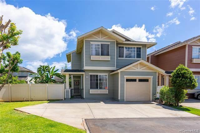 91-642 Makalea Street #114, Ewa Beach, HI 96706 (MLS #202120651) :: LUVA Real Estate