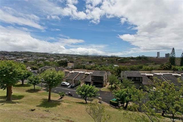 98-1084 Komo Mai Drive E, Aiea, HI 96701 (MLS #202120657) :: LUVA Real Estate