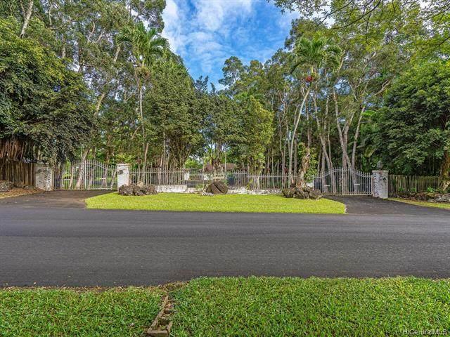46-411 Haiku Plantations Drive, Kaneohe, HI 96744 (MLS #202120671) :: LUVA Real Estate