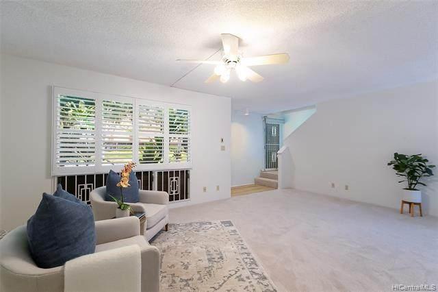 360D Haleloa Place A404, Honolulu, HI 96821 (MLS #202120675) :: Island Life Homes