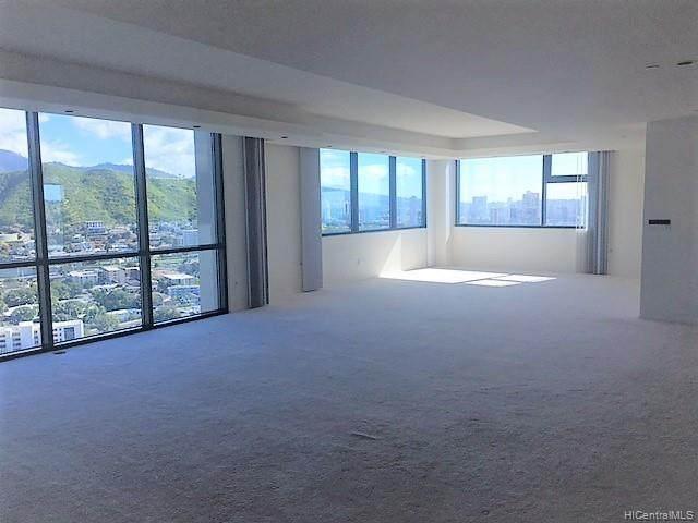 1199 Bishop Street #28, Honolulu, HI 96813 (MLS #202120682) :: Corcoran Pacific Properties