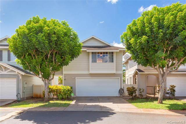91-185 Makalea Street #68, Ewa Beach, HI 96706 (MLS #202120685) :: LUVA Real Estate