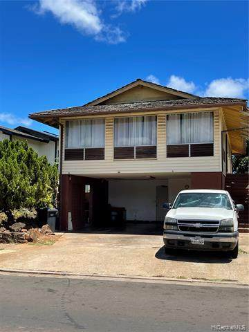 94-1361 Hiapo Street, Waipahu, HI 96797 (MLS #202120701) :: LUVA Real Estate