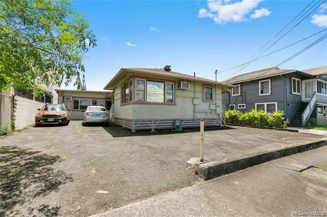44 Westervelt Street, Wahiawa, HI 96786 (MLS #202120770) :: Weaver Hawaii   Keller Williams Honolulu