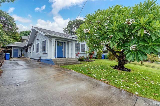 2138 Atherton Road, Honolulu, HI 96822 (MLS #202120787) :: Keller Williams Honolulu