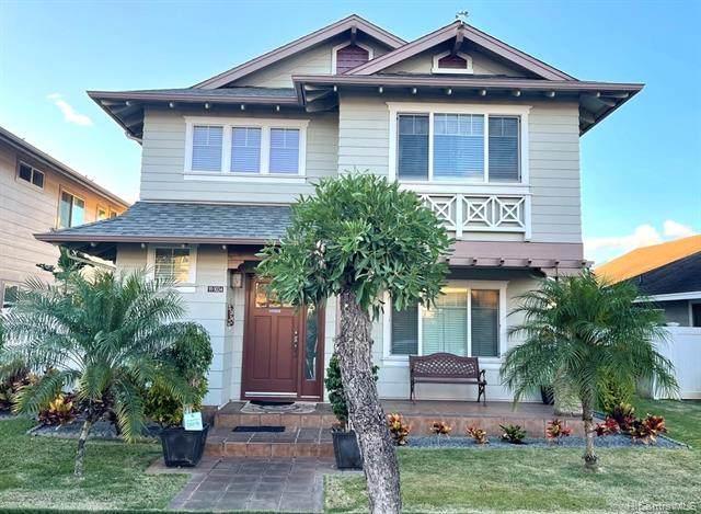 91-1034 Kaihoi Street, Ewa Beach, HI 96706 (MLS #202120831) :: Corcoran Pacific Properties