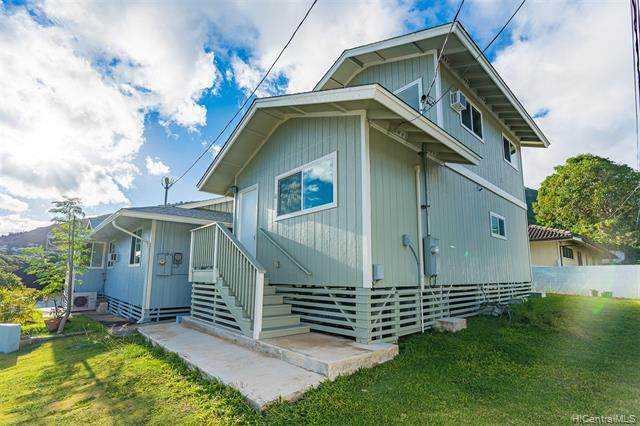 2652 E Manoa Road, Honolulu, HI 96822 (MLS #202120889) :: Weaver Hawaii | Keller Williams Honolulu