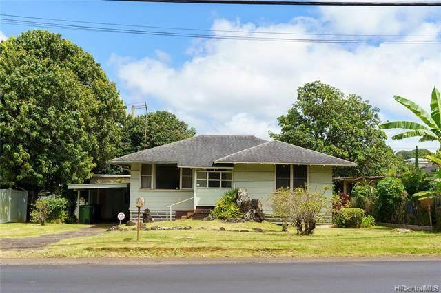 1690 California Avenue, Wahiawa, HI 96786 (MLS #202120896) :: Exp Realty
