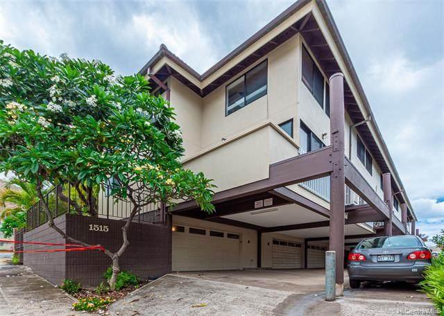 1515 Pele Street A, Honolulu, HI 96813 (MLS #202120904) :: Exp Realty