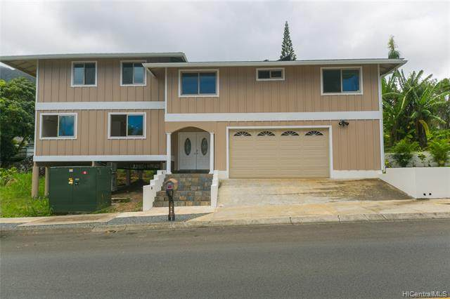 47-431 Ahuimanu Place, Kaneohe, HI 96744 (MLS #202120916) :: LUVA Real Estate