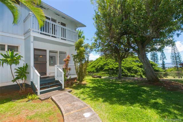 98-897 Kaonohi Street D, Aiea, HI 96701 (MLS #202120917) :: Weaver Hawaii | Keller Williams Honolulu
