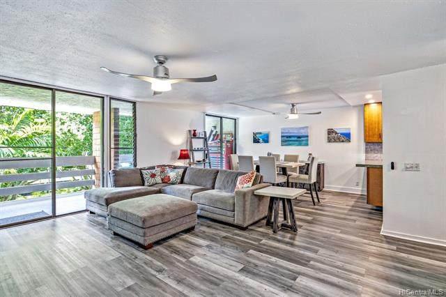 333 Aoloa Street #323, Kailua, HI 96734 (MLS #202120935) :: Island Life Homes