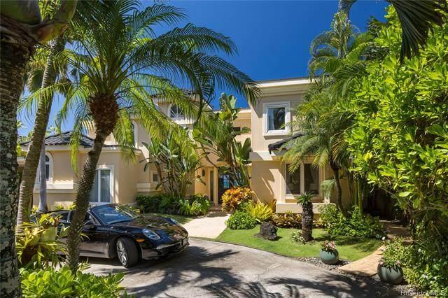 756 Mokulua Drive, Kailua, HI 96734 (MLS #202120986) :: Corcoran Pacific Properties