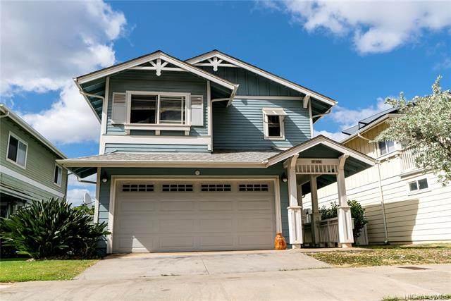 87-1036 Kaipoi Street, Waianae, HI 96792 (MLS #202121005) :: LUVA Real Estate
