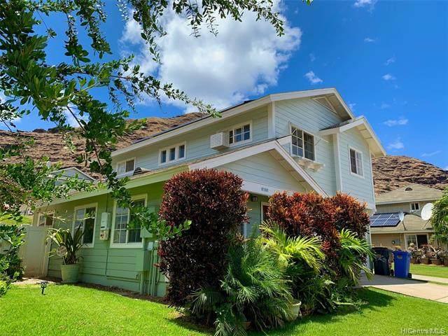 87-1123 Oheohe Street, Waianae, HI 96792 (MLS #202121012) :: Weaver Hawaii   Keller Williams Honolulu