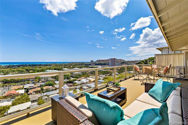 1496 Halekoa Drive, Honolulu, HI 96821 (MLS #202121035) :: LUVA Real Estate
