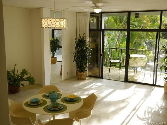 1030 Aoloa Place 207A, Kailua, HI 96734 (MLS #202121036) :: Island Life Homes