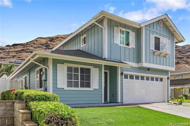 87-1043 Huamoa Street, Waianae, HI 96792 (MLS #202121037) :: Weaver Hawaii   Keller Williams Honolulu