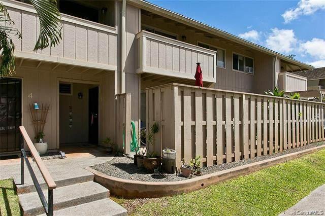 94-1068 Kaukahi Place L5, Waipahu, HI 96797 (MLS #202121067) :: Island Life Homes