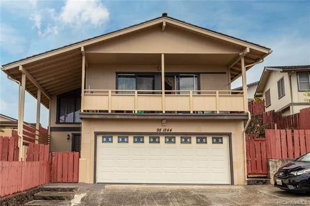 98-1844 Apelekoka Street, Aiea, HI 96701 (MLS #202121081) :: LUVA Real Estate