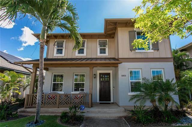 91-1013 Waiinu Street, Ewa Beach, HI 96706 (MLS #202121146) :: Corcoran Pacific Properties