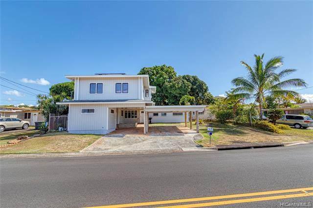 880 Hoomoana Street, Pearl City, HI 96782 (MLS #202121153) :: Weaver Hawaii   Keller Williams Honolulu