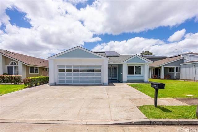 94-1180 Eleu Street, Waipahu, HI 96797 (MLS #202121158) :: Weaver Hawaii | Keller Williams Honolulu