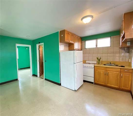 1325 N School Street C321, Honolulu, HI 96817 (MLS #202121173) :: Island Life Homes